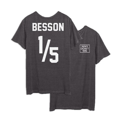 Why Don't We 1/5 Jersey (Corbyn)