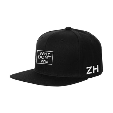 Why Don't We Initials Snapback (Zach)