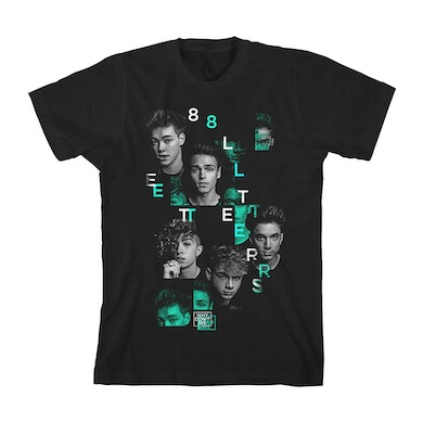 Why Don't We 8 Letters T-Shirt