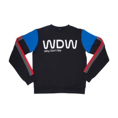 Why Don't We Space Crewneck