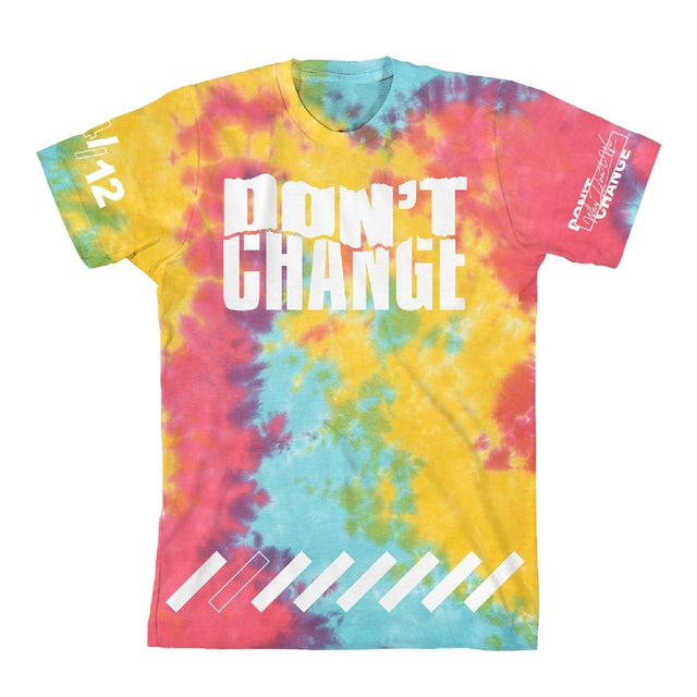 Why Don't We Don't Change T-Shirt