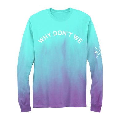 Why Don't We Distorted Emblem Long Sleeve