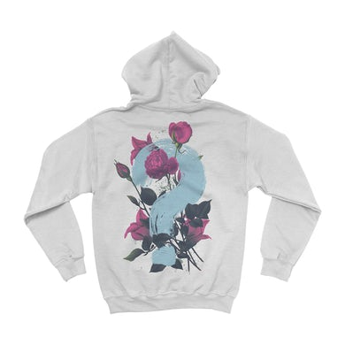 Why Don't We Flower Square Pullover Hoodie