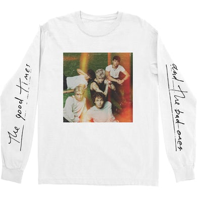 Why Don't We Good Times Cover Long Sleeve T-Shirt