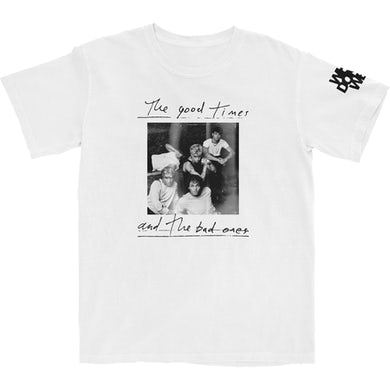 Why Don't We Good Times Cover T-Shirt