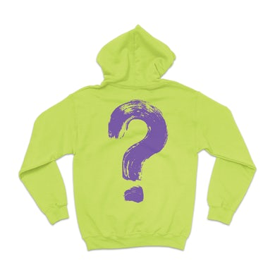 Why Don't We Essentials Hoodie (Yellow)