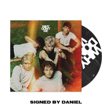 Why Don't We The Good Times And The Bad Ones CD (Signed By Daniel Seavey)