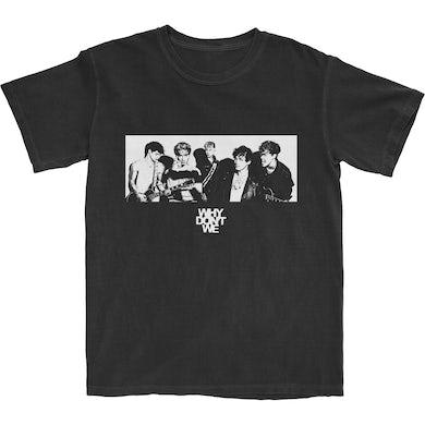 The Band Shot Black T-Shirt