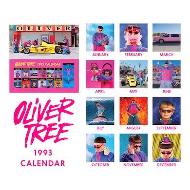Oliver Tree 1993 Calendar