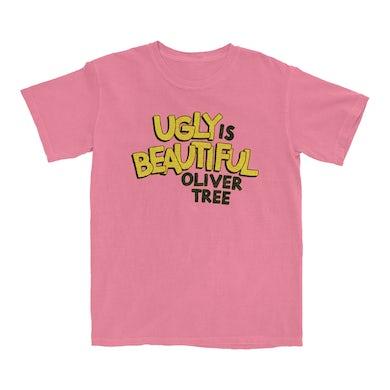 Oliver Tree Cartoon Type T-shirt