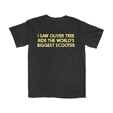 Oliver Tree Worlds Biggest T-shirt