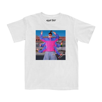Oliver Tree Limited Edition 6 Arms Meme Tee