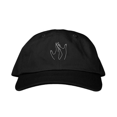 Jaymes Young Illustrated Hands Dad Hat