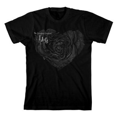 The Smashing Pumpkins Black Rose T-Shirt