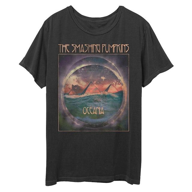 The Smashing Pumpkins Oceania Pyramid Flood T-Shirt