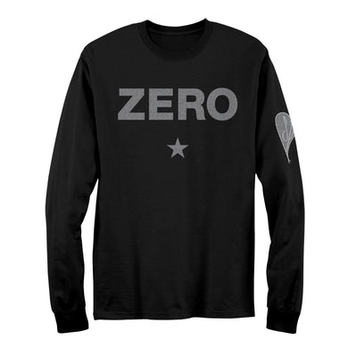 The Smashing Pumpkins Zero Classic Long Sleeve T-Shirt