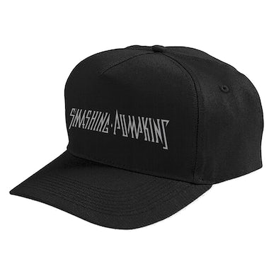 The Smashing Pumpkins Shiny Logo Snapback Hat