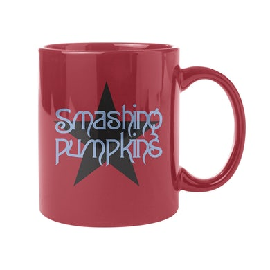 The Smashing Pumpkins Siamese Star Mug