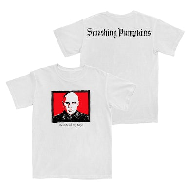 The Smashing Pumpkins Despite All My Rage T-Shirt