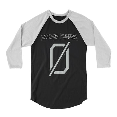 The Smashing Pumpkins Zero Slash Unisex Raglan T-Shirt