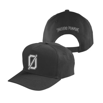 The Smashing Pumpkins Zero Slash Snapback Hat