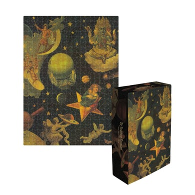 The Smashing Pumpkins Mellon Collie Scene Puzzle