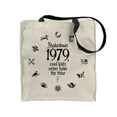 The Smashing Pumpkins Cool Kids Tote