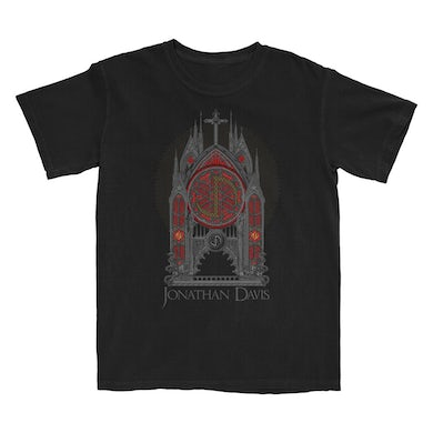 Stained Glass Cathedral T-Shirt