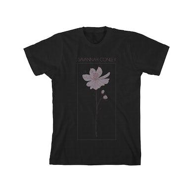Flower Sketch T-Shirt