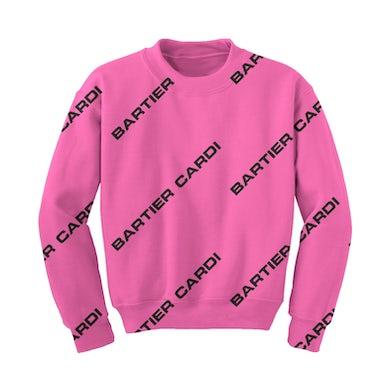 Cardi B Bartier Cardi Crewneck Sweatshirt