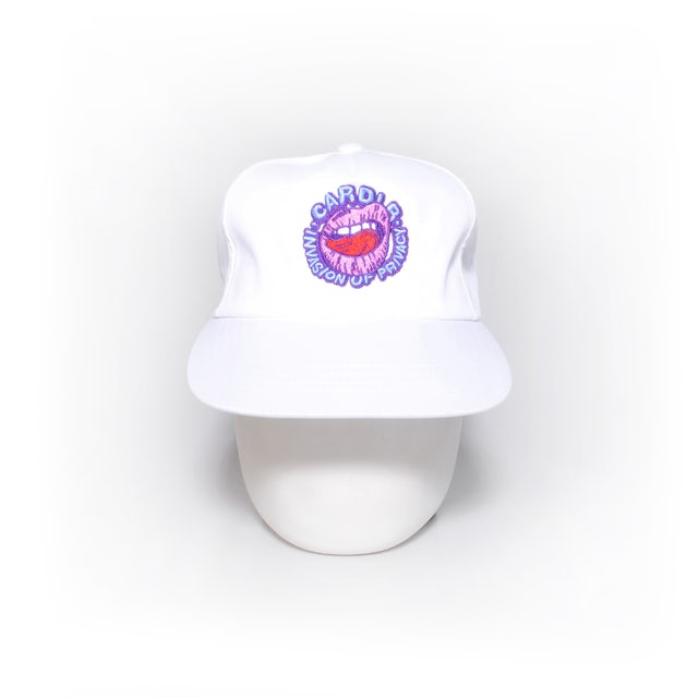 Cardi B Invasion of Privacy Hat