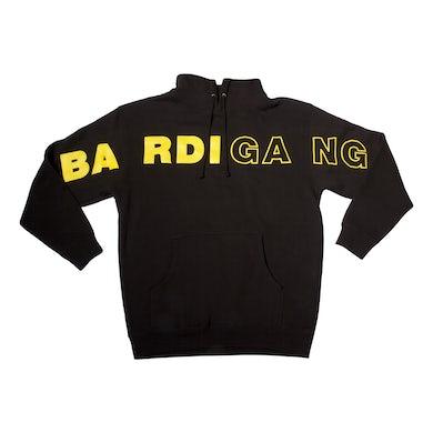 Cardi B Bardi Gang Type Pullover Hoodie