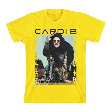 Cardi B No Questions T-Shirt