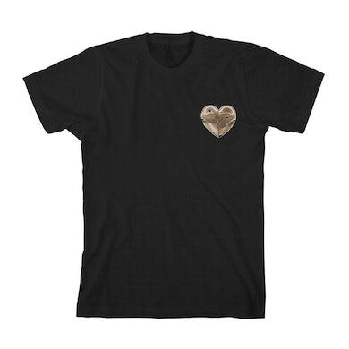 YoungBoy Never Broke Again Metal Heart T-Shirt