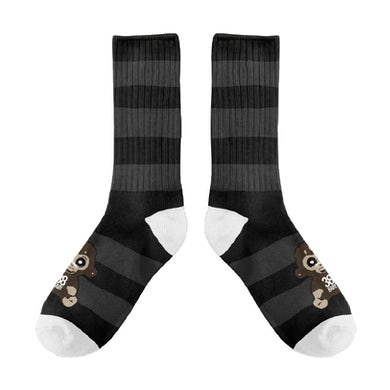 YoungBoy Never Broke Again 38Baby Socks (Black)