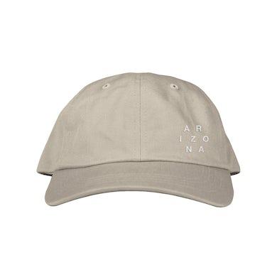 ARIZONA Logo Dad Hat (Tan)