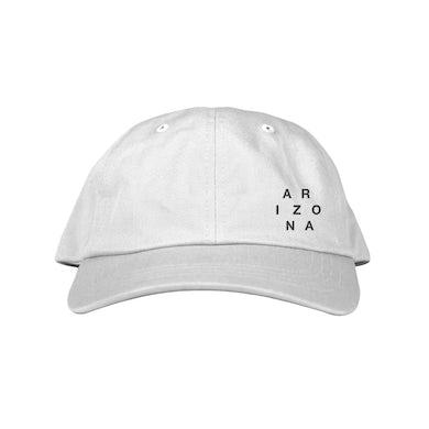 ARIZONA Logo Dad Hat (White)