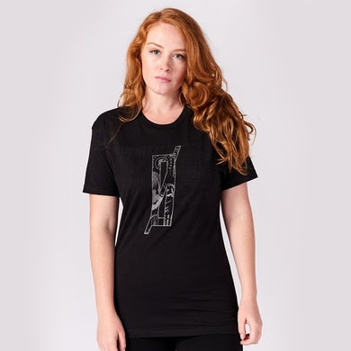 Underoath UO Black Light T-Shirt