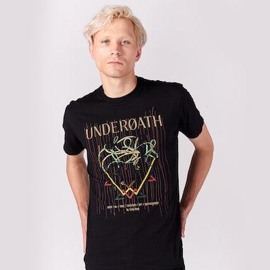 Underoath Lost Face T-Shirt