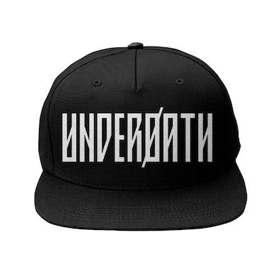Underoath Erase Me UO Snapback Hat