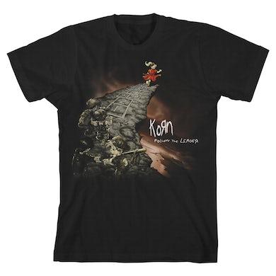KoRn Follow the Leader Cliff T-Shirt
