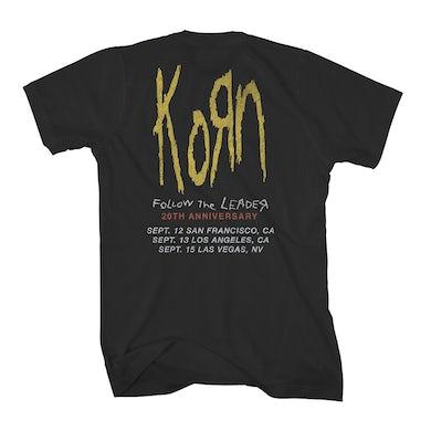 KoRn FTL Hopscotch Cover T-Shirt