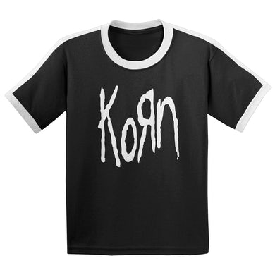 Korn Logo Kids Soccer T-Shirt