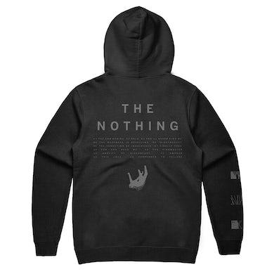 KoRn The Nothing Tracklist Hoodie