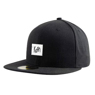 KoRn Box Logo Hat