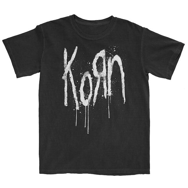 KoRn Freak Splatter Tour T-Shirt