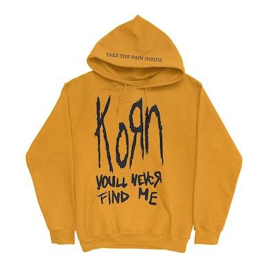 KoRn Crazy Pullover Hoodie