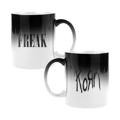 KoRn Freak Color Changing Mug
