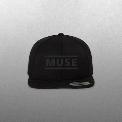 Muse Black Clean Logo Hat
