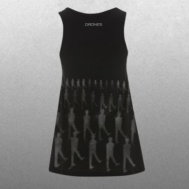 Muse Ladies Drones Jumbo Black Dress